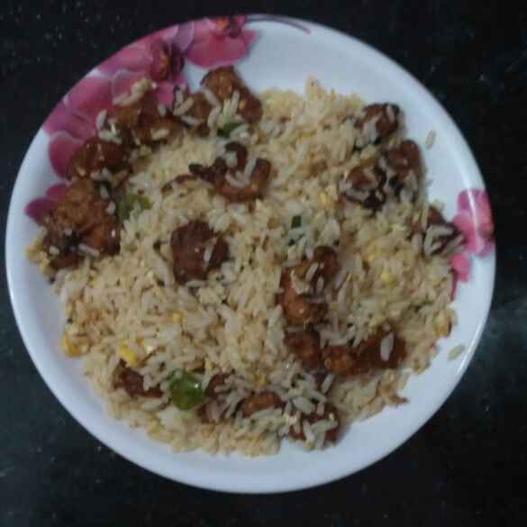 Photo of Ridge gourd fried rice by Rachell Revathi Samuel at BetterButter