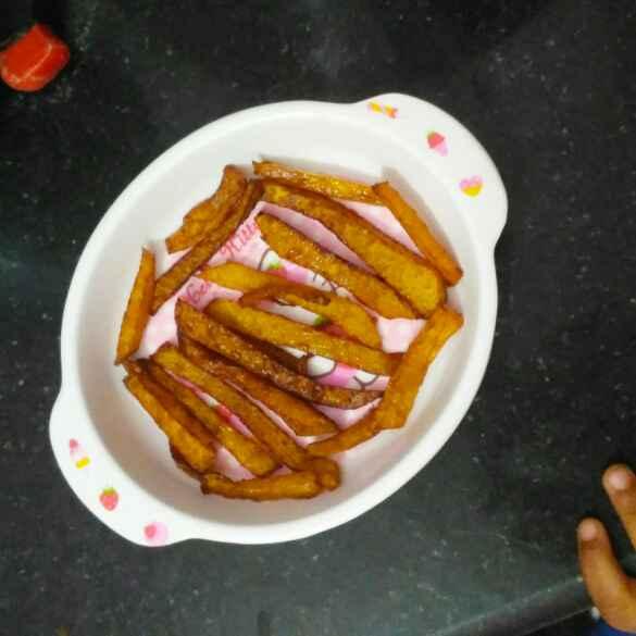 Photo of Pumpkin French fry by Rachell Revathi Samuel at BetterButter