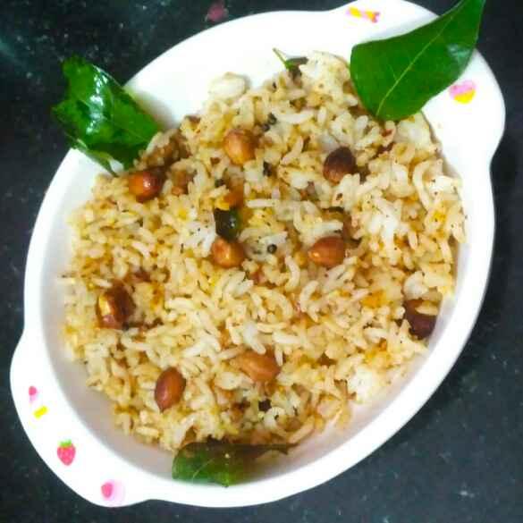 Photo of Peanut rice by Rachell Revathi Samuel at BetterButter