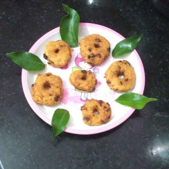 Photo of Semolina vadai by Rachell Revathi Samuel at BetterButter