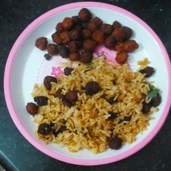 Photo of Soya fried rice by Rachell Revathi Samuel at BetterButter