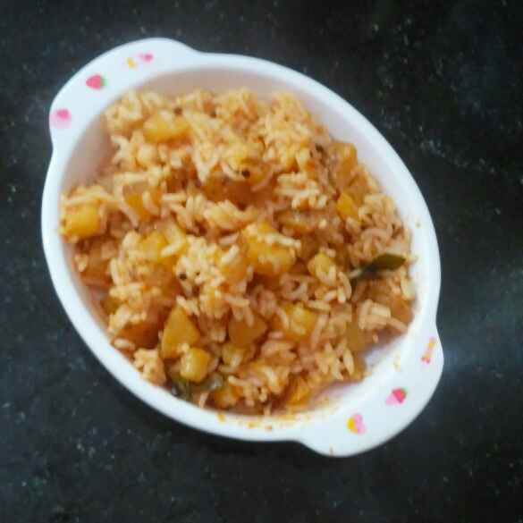 Photo of Potato rice by Rachell Revathi Samuel at BetterButter