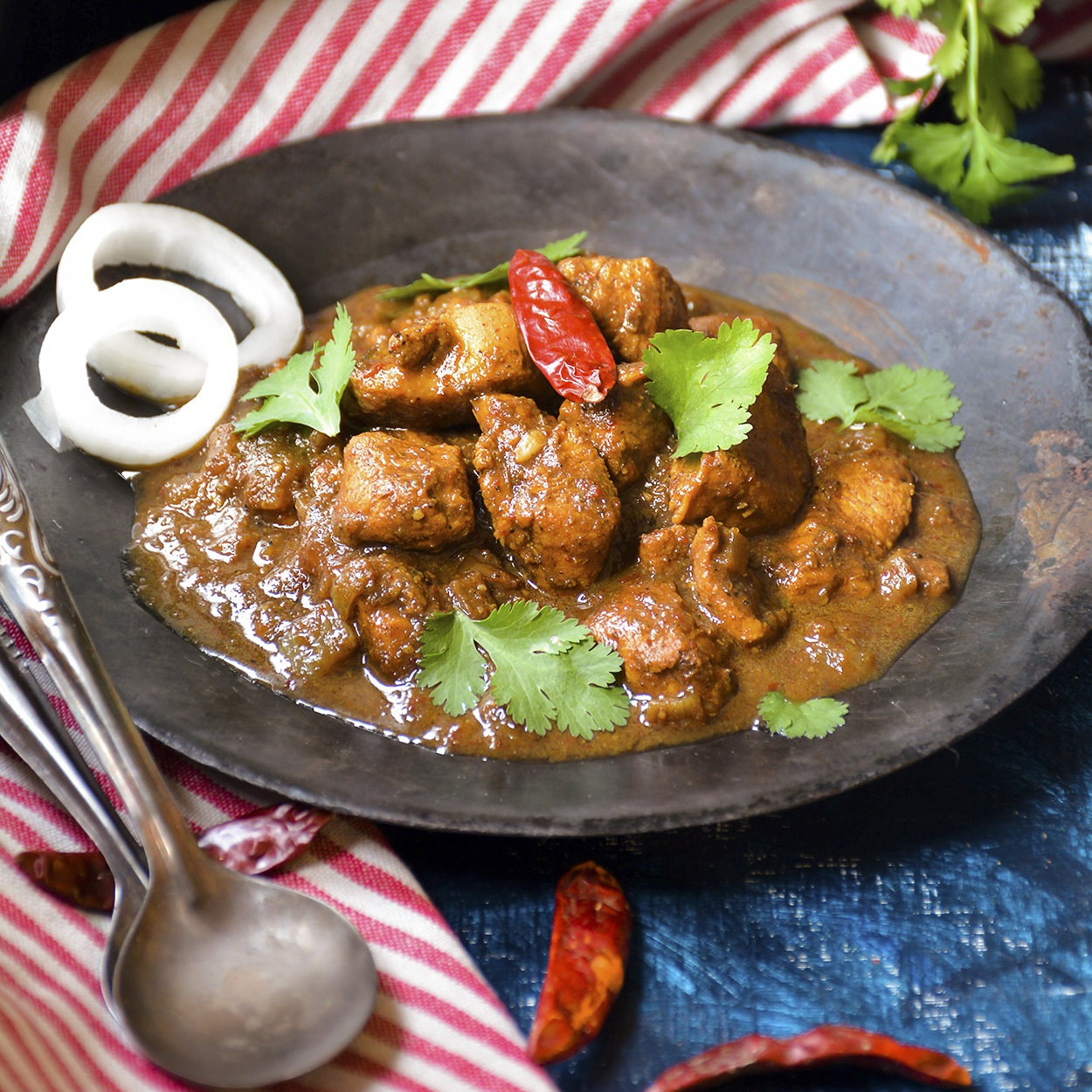 How to make Authentic Chicken Vindaloo