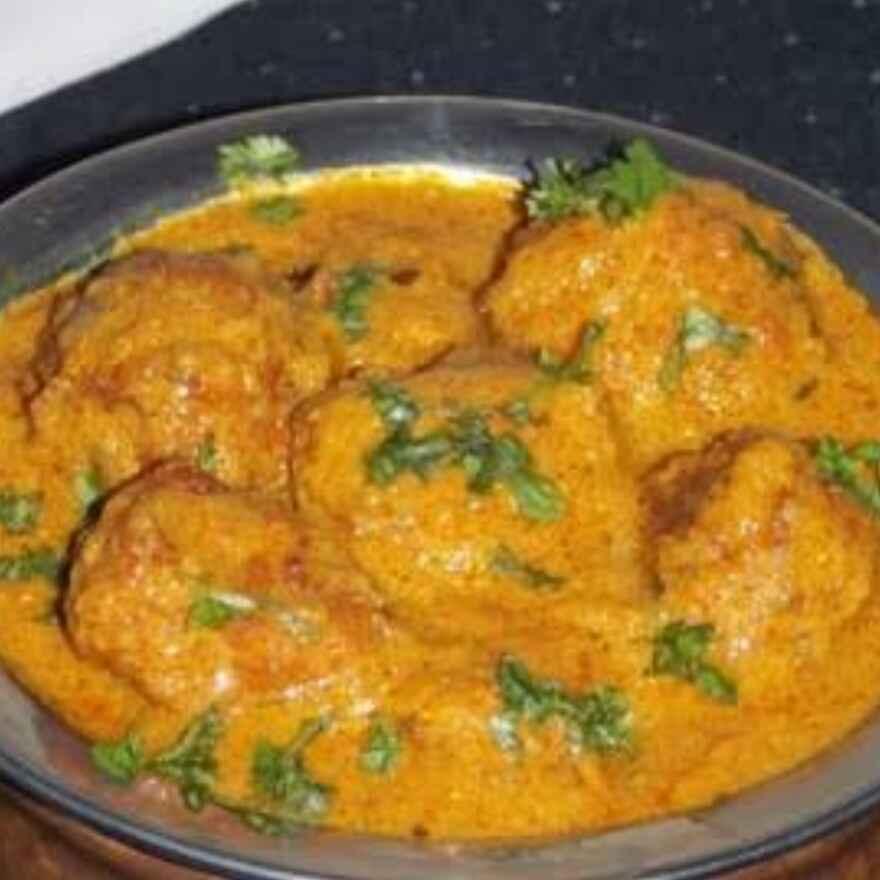 Photo of cabbage kofta curry by rachna patwa at BetterButter