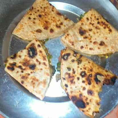 Photo of Roti sandvich by Rachna Sharma at BetterButter