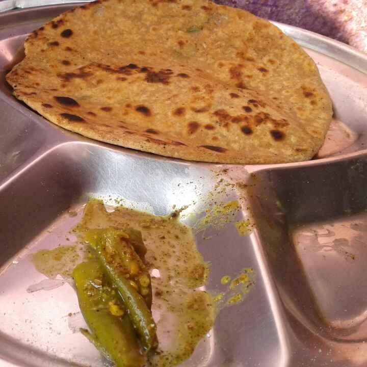 Photo of Muli ke lazeej parathe by Rachna Sharma at BetterButter