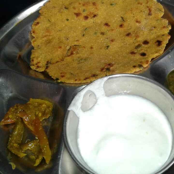 How to make Makka paratha