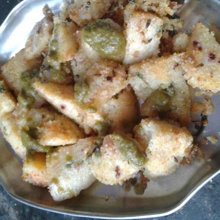 How to make Fry idli