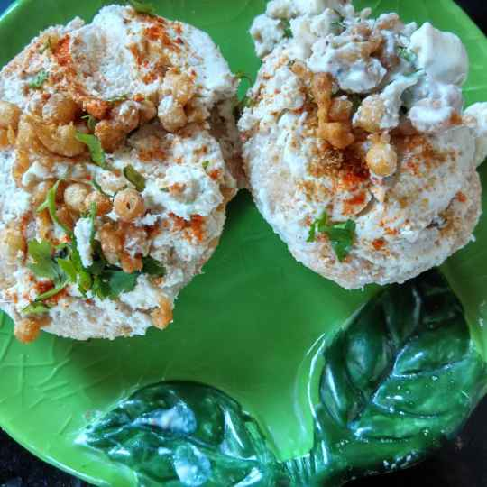 How to make தயிர்வடை