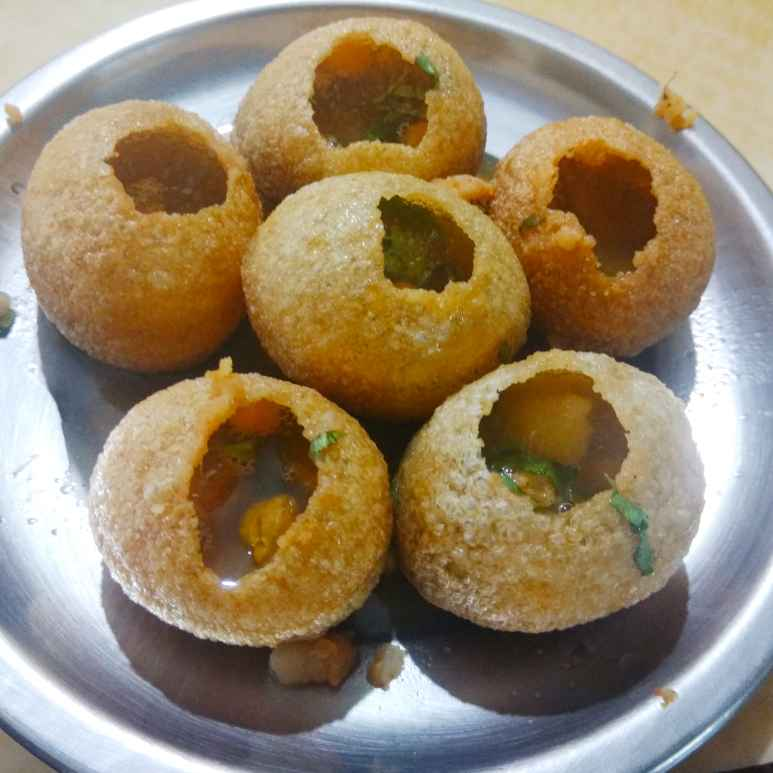 Photo of GOLGAPPA by Radha Balu at BetterButter