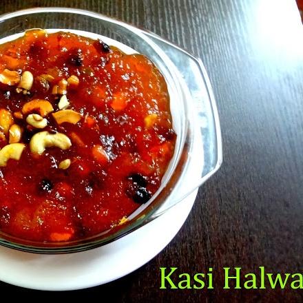 Photo of Pumpkin Halwa ( Kasi Halwa) by Radha Natarajan at BetterButter