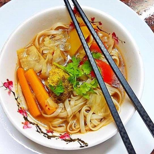 How to make Korean Veggies Noodle soup