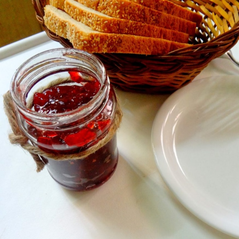 How to make Plum Tomato jam ( no pectin )