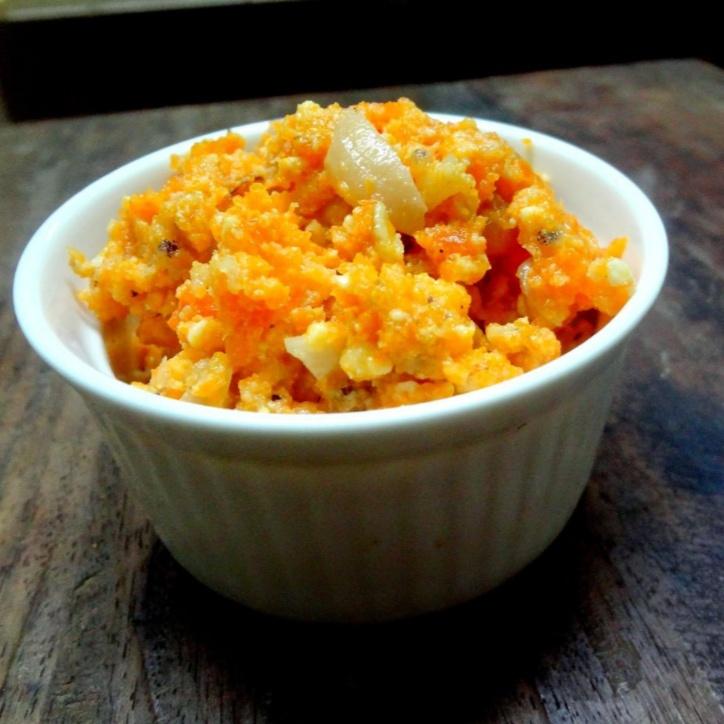 How to make Mango , carrots and oats halwa