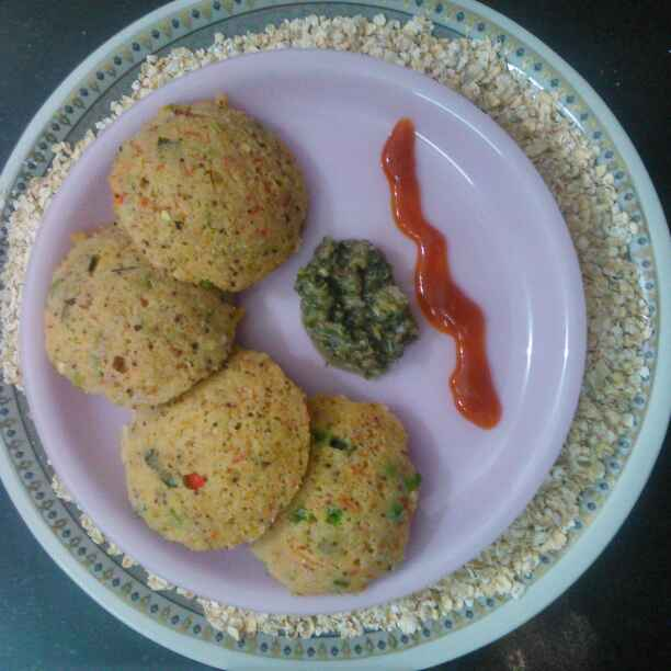 How to make Oats idli