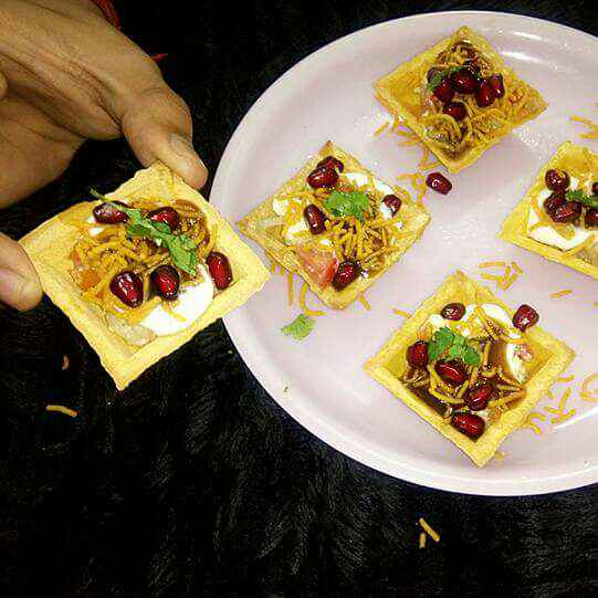 How to make CANAPES CHAT