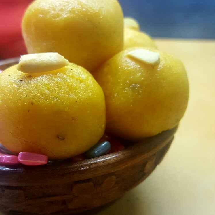 How to make आम और पनीर के लड्डू