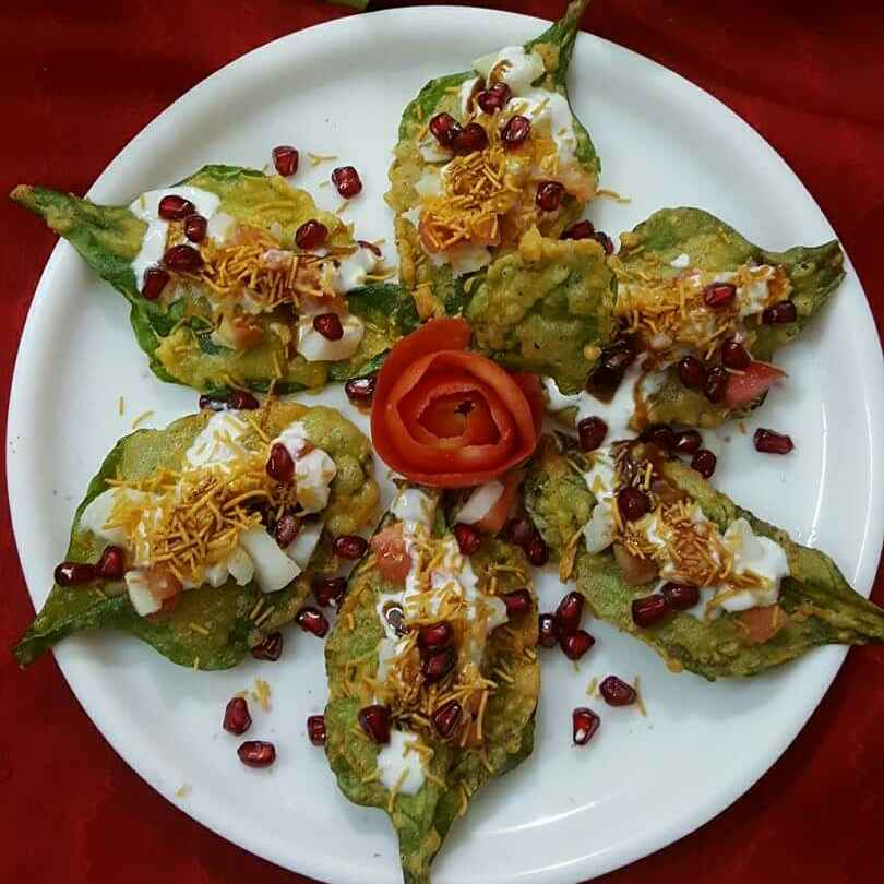 How to make Crispy Spinach Chaat