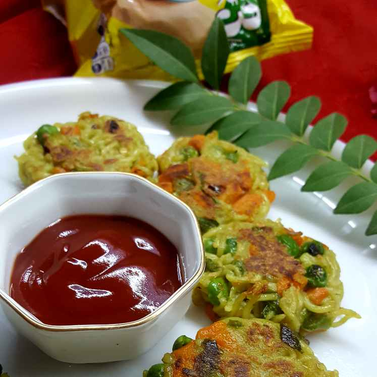 Photo of Maggi cutlets by Radhika Chhabra at BetterButter