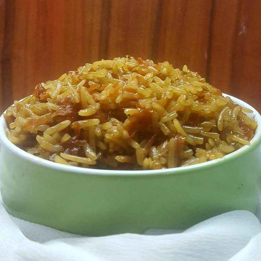 Photo of Carrot jaggery rice by Radhika Chhabra at BetterButter