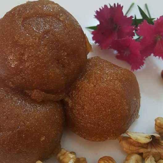 Photo of Suji ka karachi style halwa by Radhika Chhabra at BetterButter