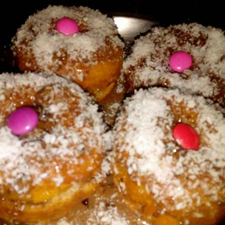 How to make Stuff donuts..