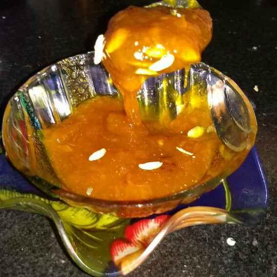 Photo of Mango jam.. by PRadhika prat panchal at BetterButter
