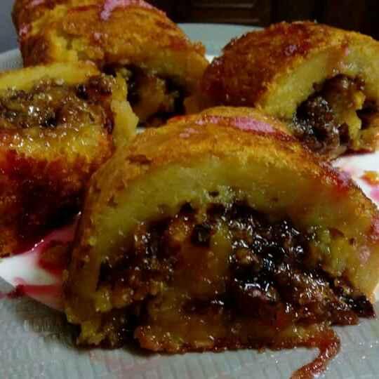 Photo of Mango swiss roll by PRadhika prat panchal at BetterButter