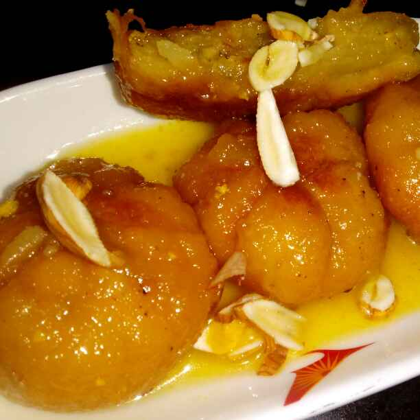 How to make Cardamom,saffron mava kachori..