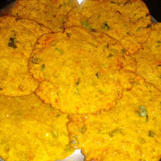 Photo of Makke ki missi kachori by PRadhika prat panchal at BetterButter