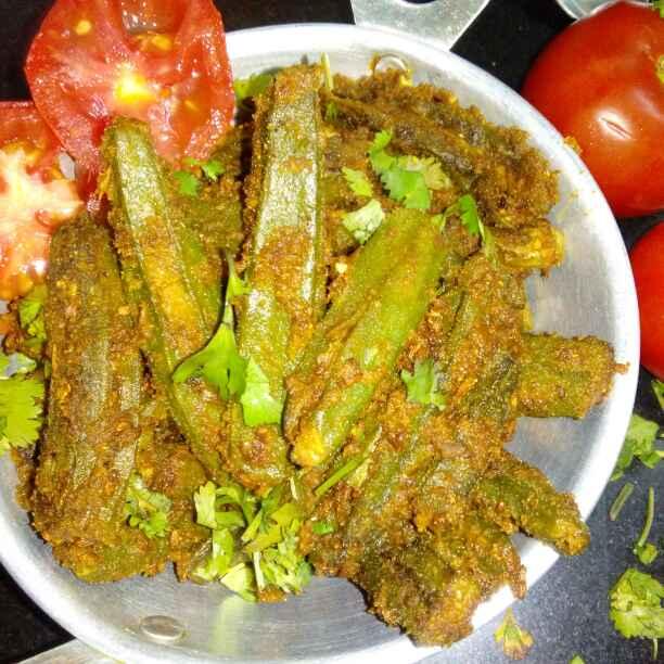 How to make Masala bharva bhindi