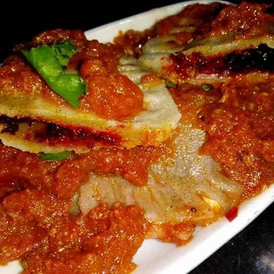 How to make Beetroot ravioli