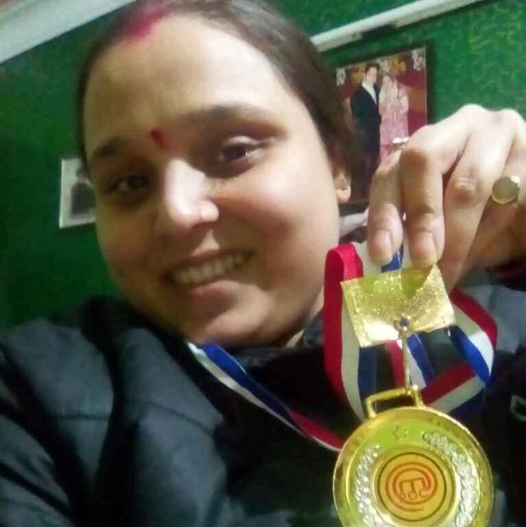 PRadhika prat panchal food blogger