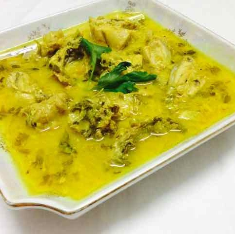 How to make Dahi Chicken