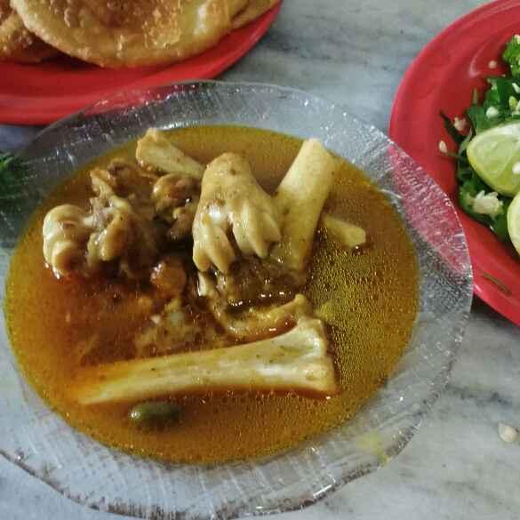 How to make Mutton paya/leg