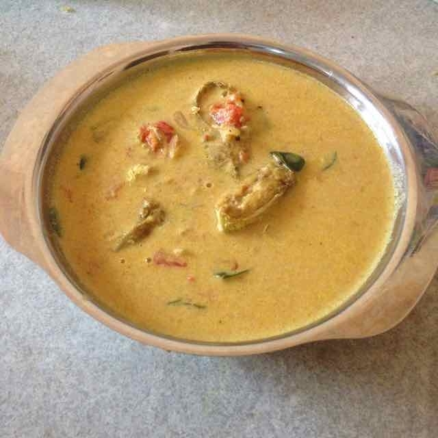 Photo of Meen moilee / molly by Raihanathus Sahdhiyya at BetterButter