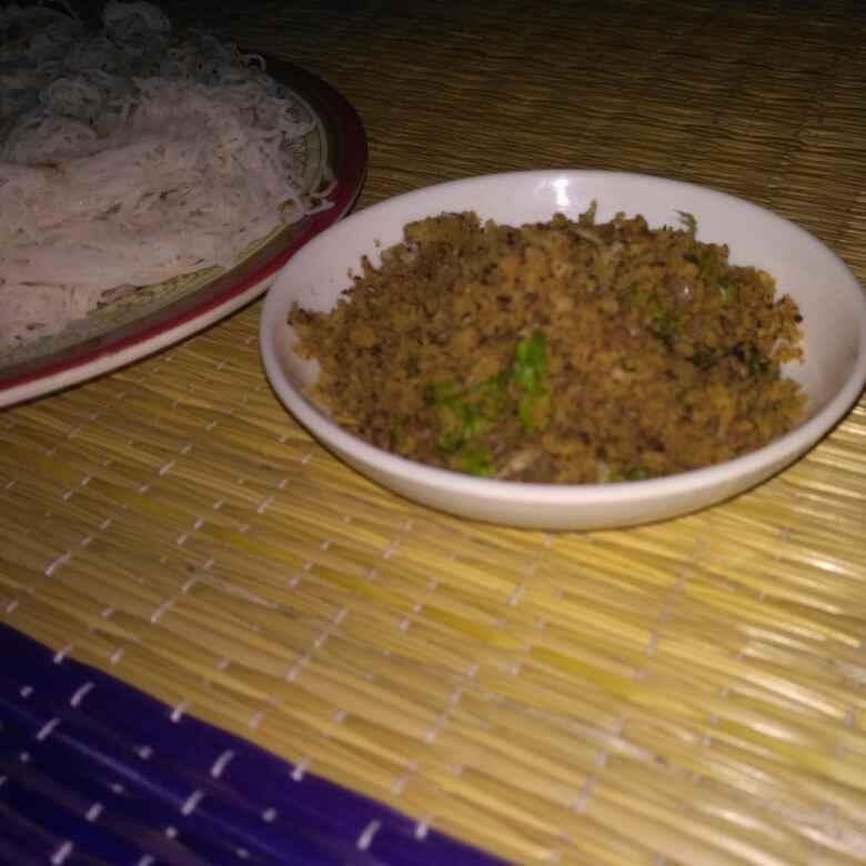 Photo of Masi Podi (Dried Tuna Fish Powder) by Raihanathus Sahdhiyya at BetterButter