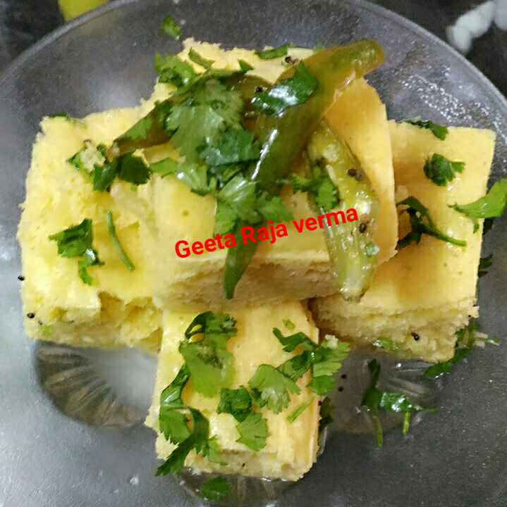How to make ढोकला