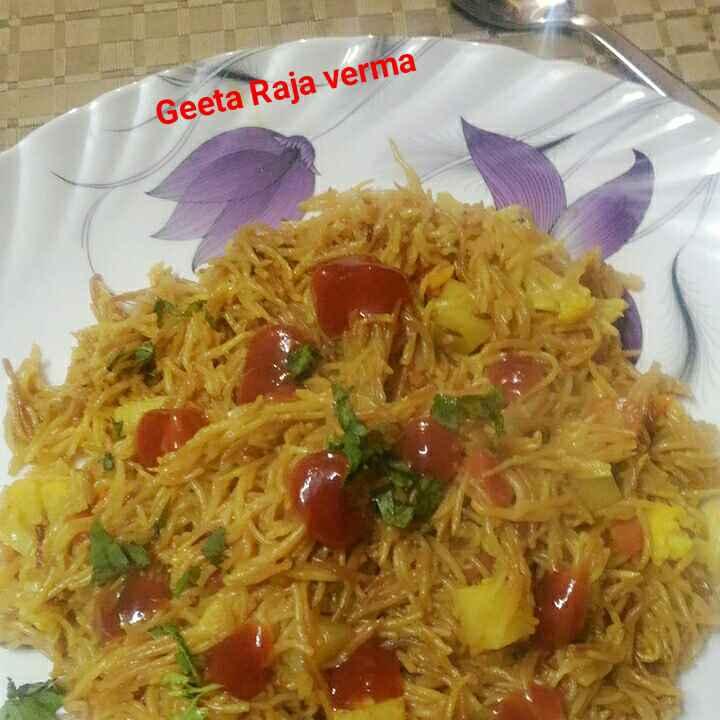 Photo of Vegetable javein by Geeta Verma at BetterButter