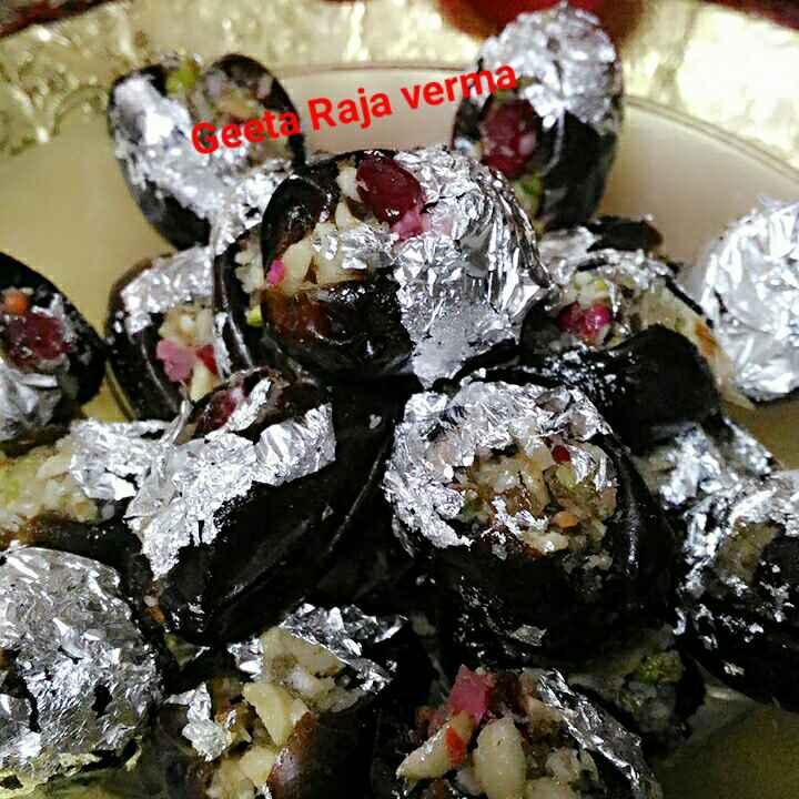 How to make Shahi khajur paan
