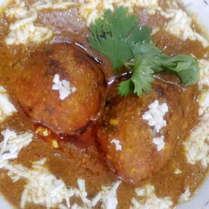How to make Nargisi dum aalu