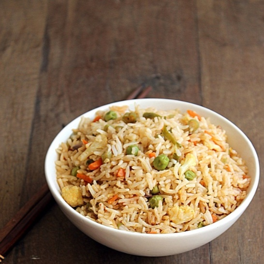 Photo of Vegetable Fried Rice by Rajani sivaram at BetterButter