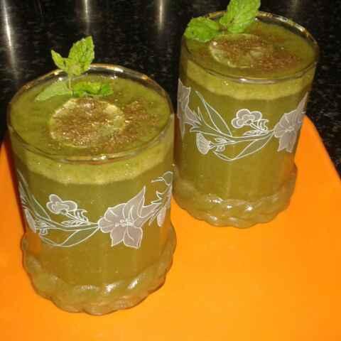 How to make Lemon Mint Panna