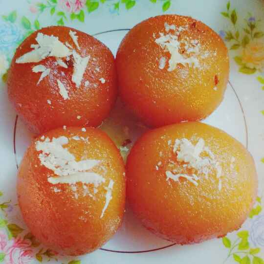 Photo of Gulab Jamun by Rajani Gupta at BetterButter