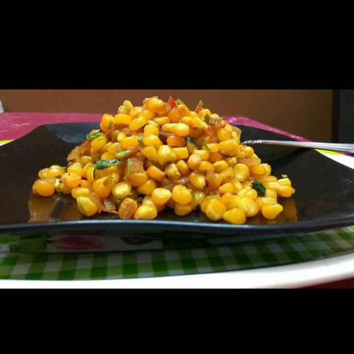 How to make Instant Corn chat