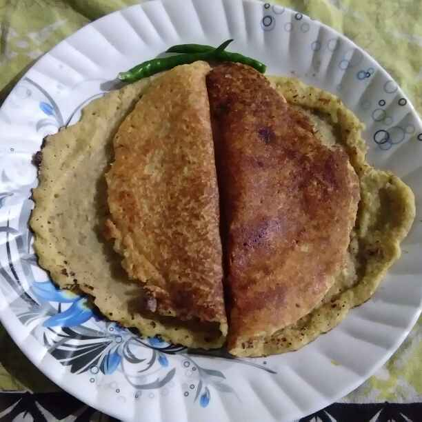 Photo of dal dosa by Rajathi Alagarsamy at BetterButter