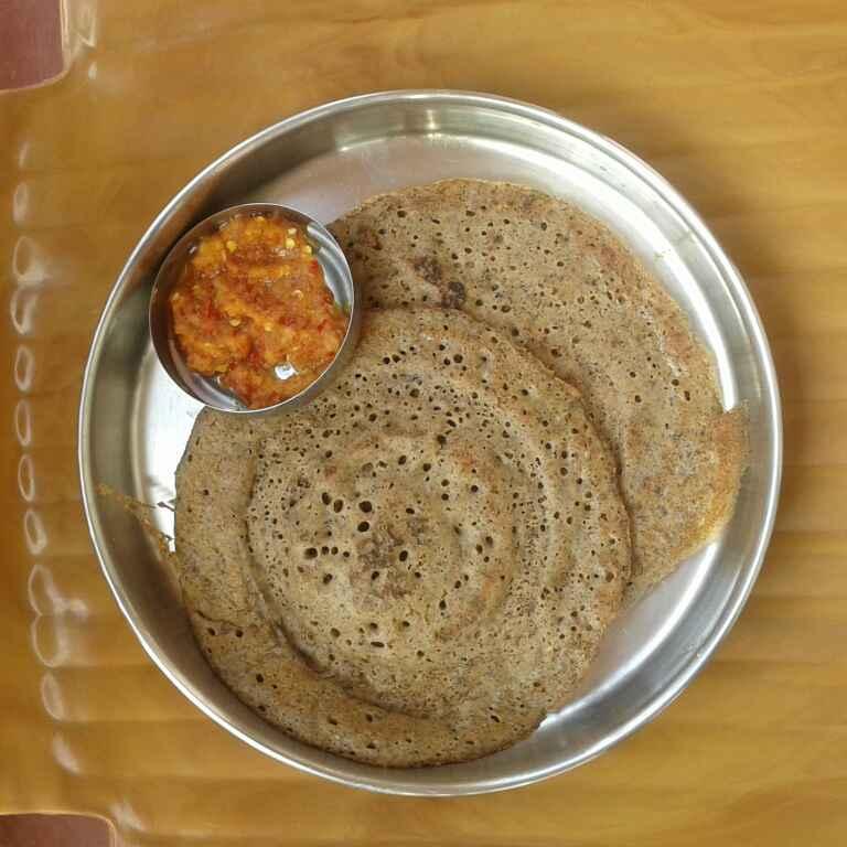 Photo of Siruthaniya dosa by Rajee Swaminathan at BetterButter