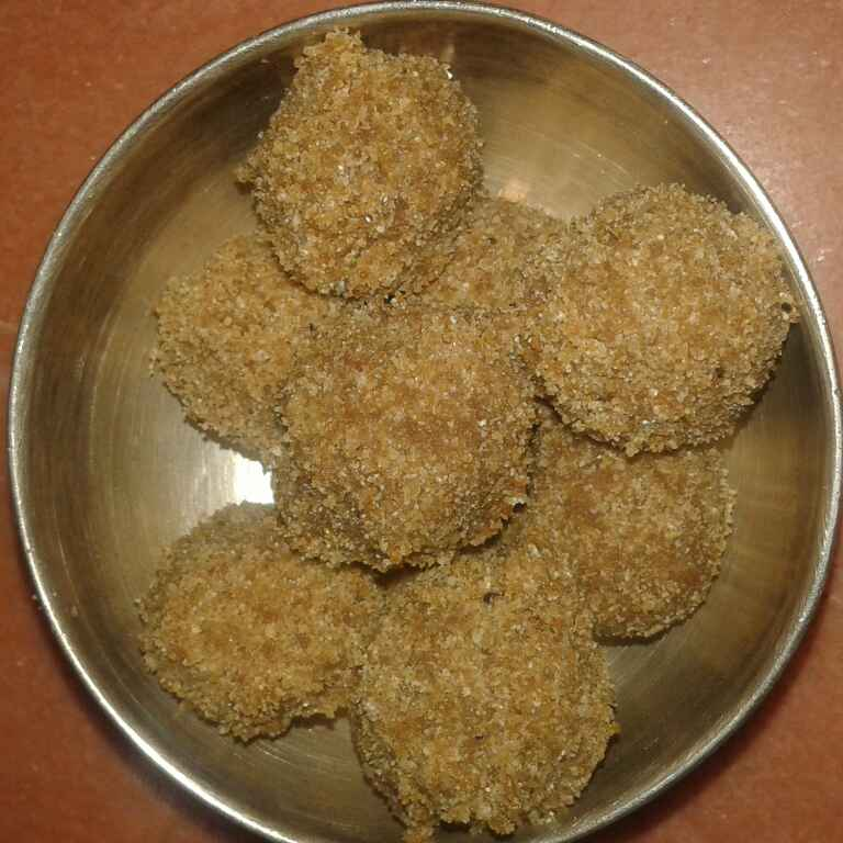 Photo of Varagu aval laddu by Rajee Swaminathan at BetterButter