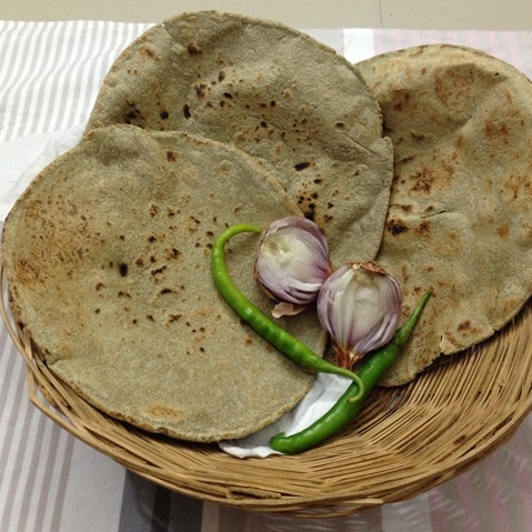 How to make Bajrichi Bhakar