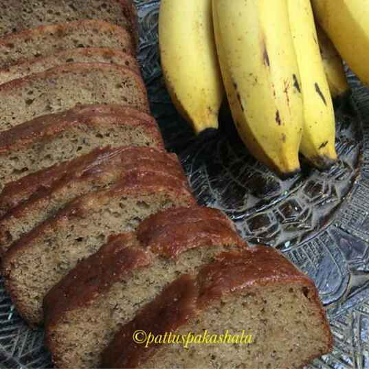 Photo of Healthy wealthy Banana bread by Rajeshwari Puthalapattu at BetterButter